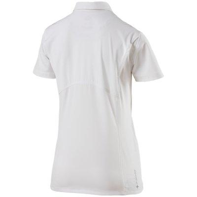 McKinley Femmes-Wanderhemd-Outdoorhemd manches courtes chemisier Palmera Navy Dark