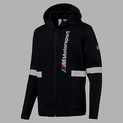 Veste zippée à capuche homme BMW Motorsport PUMA