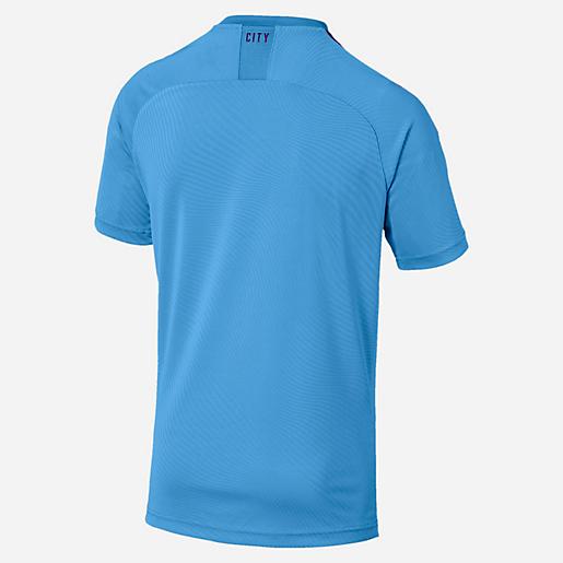 Acherter Bleu PUMA Veste de survêtement Manchester City FC
