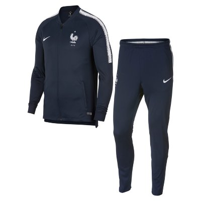 Ensemble Survêtement Football Homme France