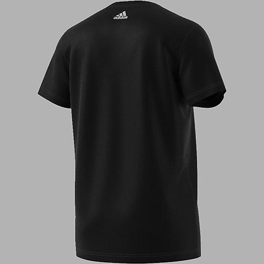 Linear Homme Manches Courtes Tee Adidas Shirt hrCstQd