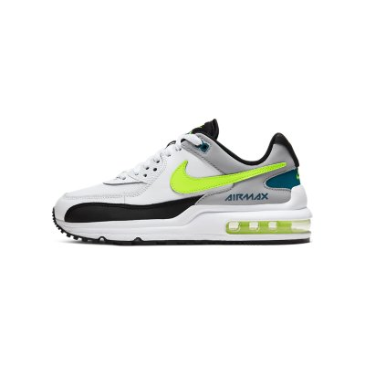 Chaussures Nike AIR Max Wright GS Chaussures DE Sport pour Garcon ...