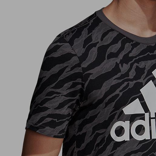 Essentials Shirt T Print Homme Allover Adidas ED9H2WI