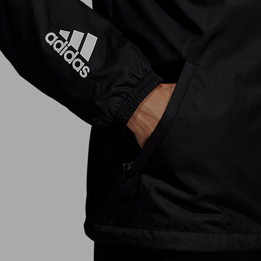 Coupe vent homme WND JKT Fleece Lined ADIDAS
