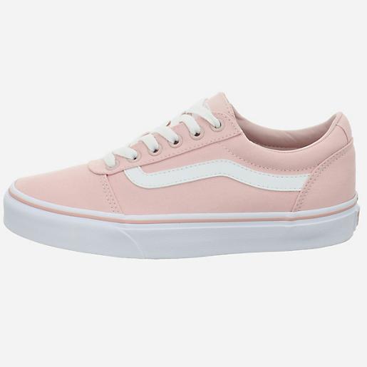 vans femme rose pastel