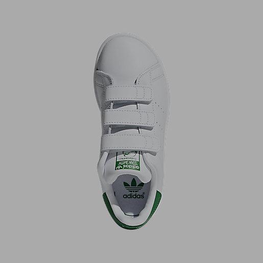 Sneakers à scratch enfant Stan Smith ADIDAS